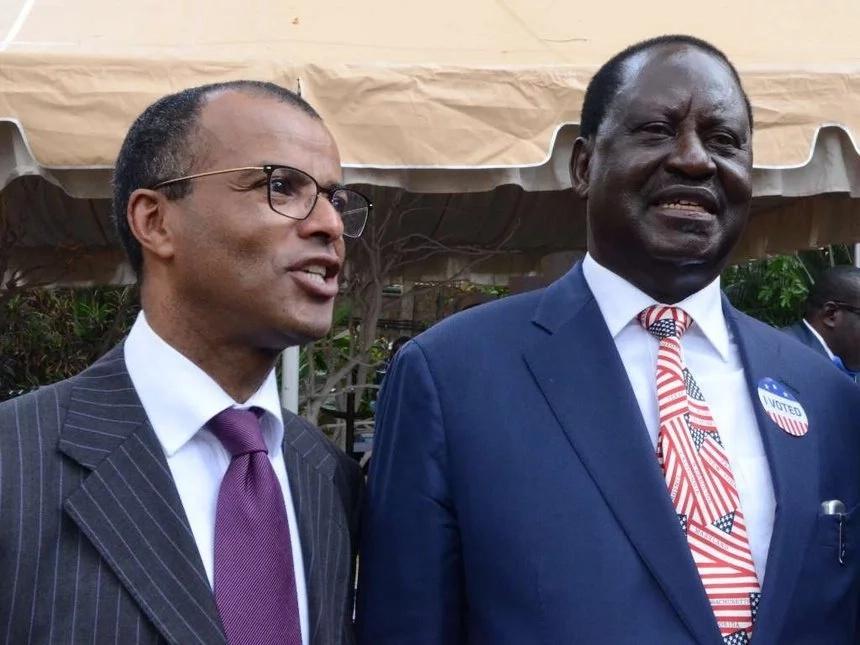 Mmoja wa wapinzani wa Uhuru Kenyatta katika uchaguzi mkuu ujao ajiondoa kinyangányironi