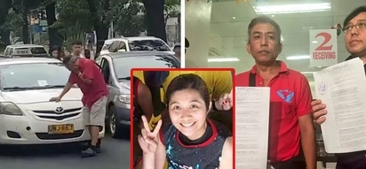 Tanggalan ng lisensiya! Taxi driver in viral road rage appeals to LTFRB to revoke driver's license of Cherish Sharmaine Interior!