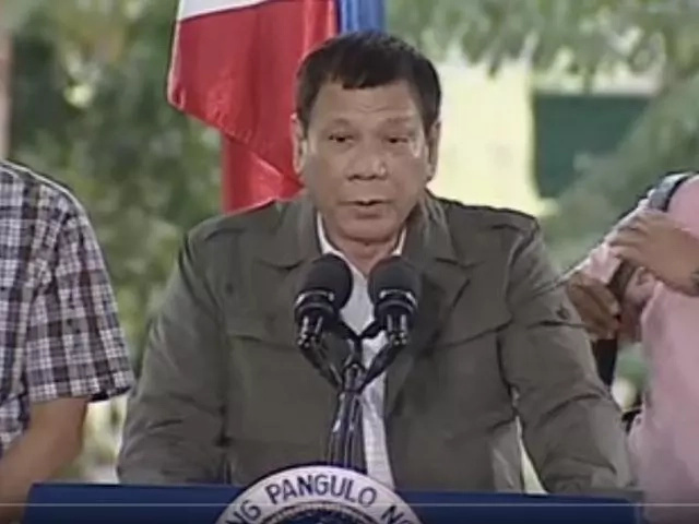 Duterte to give pay hike to teachers after soldiers