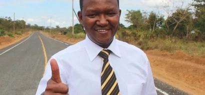 Senator Johnson Muthama Sued For 'Incitement' Against Governor Alfred Mutua