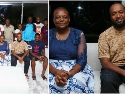 Joho holds lavish dinner for Victor Wanyama and Kenyans are restless (PHOTOS)