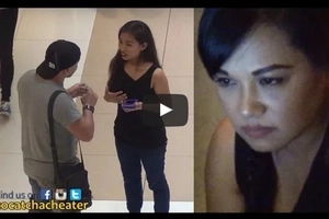 Filipino husband is put to test if he will cheat on his wife