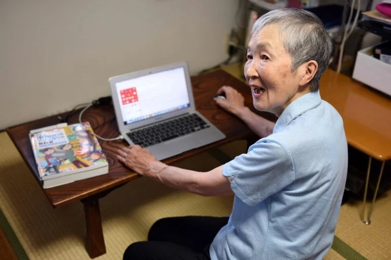 Too old to code? Meet the world's oldest iPhone app developer, she's 82