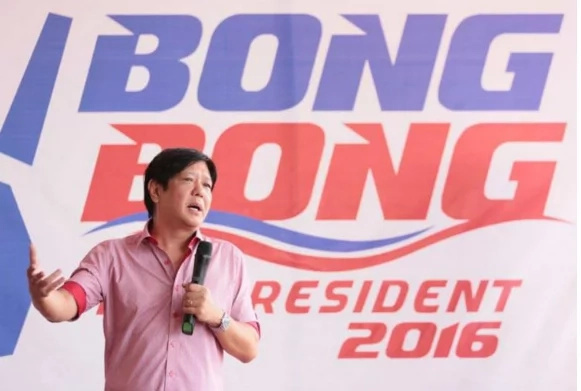 Amid Movements Opposing His Bid: BBM, Most Preferred VP In NCR
