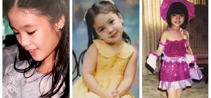 Bata pa lang, artistahin na talaga! Cutest childhood pictures of our favorite celebrities