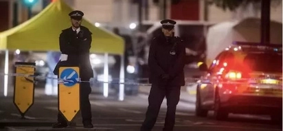 Knife attack KILLS American woman in Central London