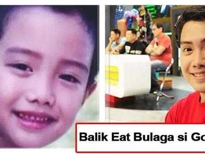 "Direk na siya ngayon! Former Eat Bulaga child star ""Goyong"" remains a loyal Dabarkad"