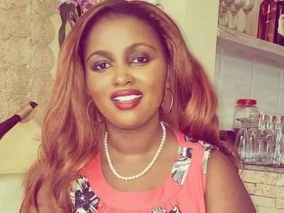 Hatimaye Anerlisa Mungai azungumza baada ya madai kuwa amefilisika