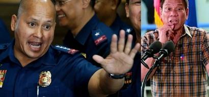 Bato declines answering question about where Duterte got P50K-P400K bonus for each PNP official