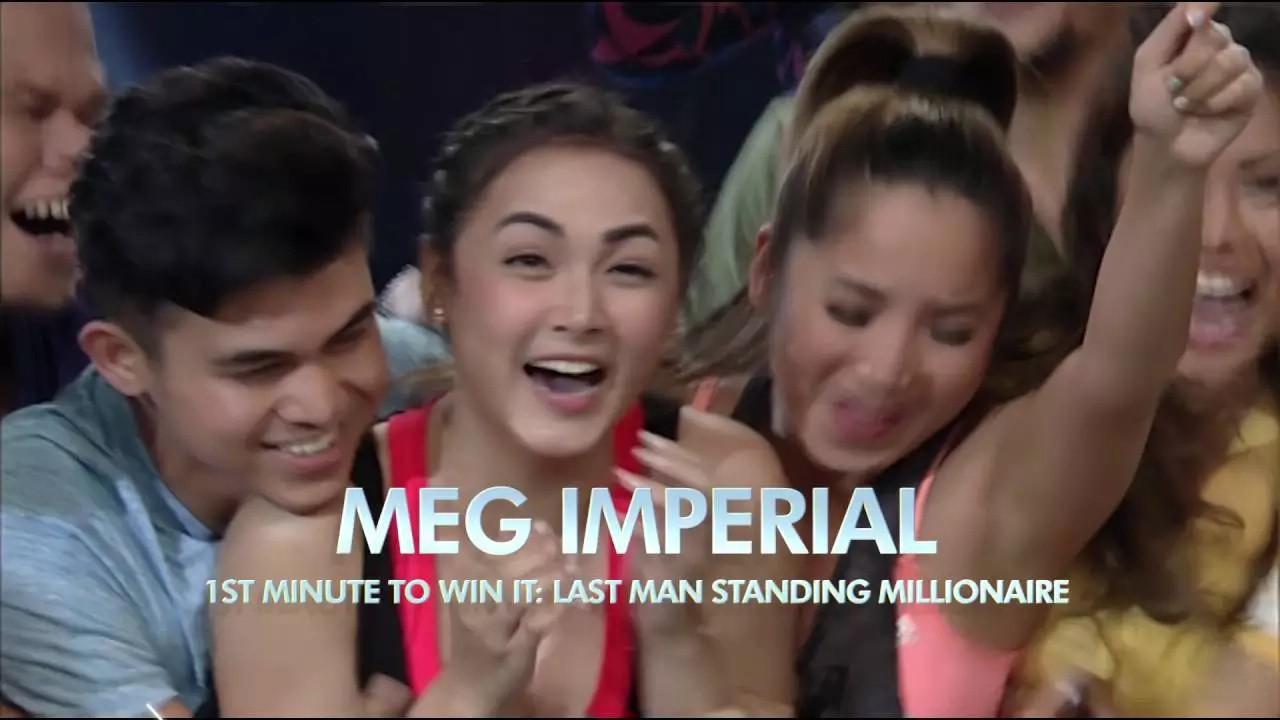 Meg Imperial brings home P1-M from 'Minute To Win It'