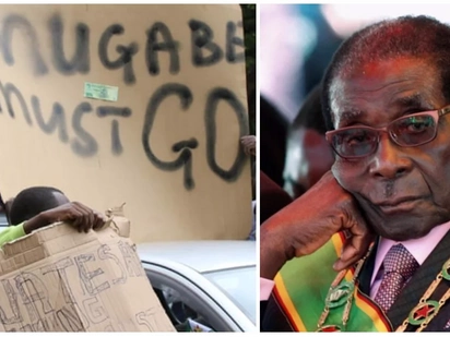 Zimbabwe's ruling party ZANU-PF summons its legislators to commence Mugabe's impeachment