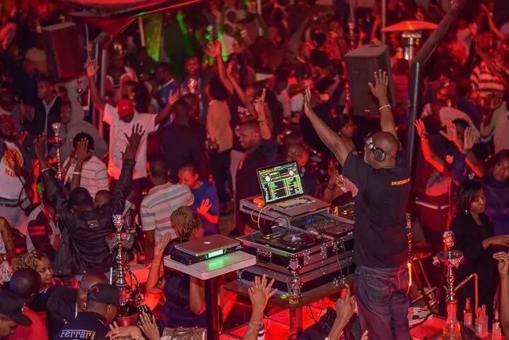 Baa maarufu ya Space Lounge mjini Nairobi yafungwa tena