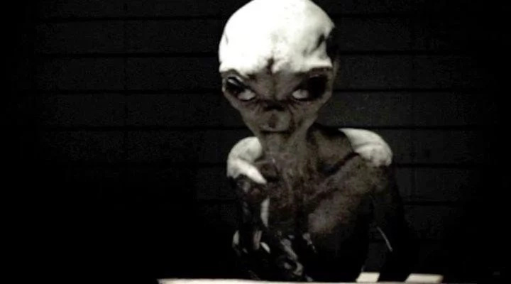 This interview with an alien from 1964 will give you the creeps