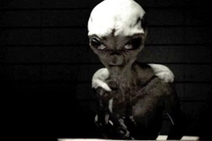 This interview with a hyper-evolved alien will give you the chills!