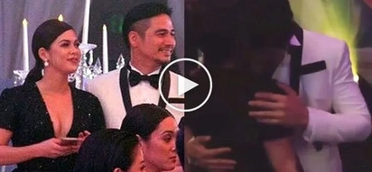 "Nalaswaan si anak! Piolo Pascual deletes viral dance video with Shaina after son said it was ""unbecoming"""