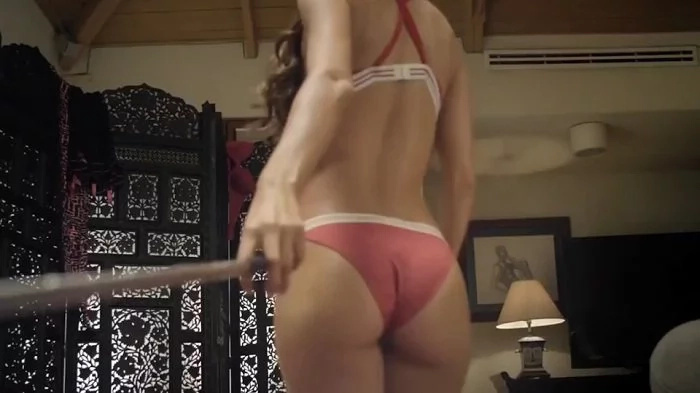 Yanet Garcia stripped down to underwear in sexy music video proving she's insanely hot