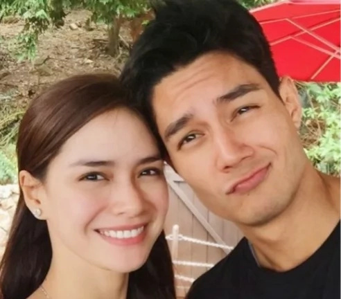 Daniel Matsunaga believes in forever with Erich Gonzales