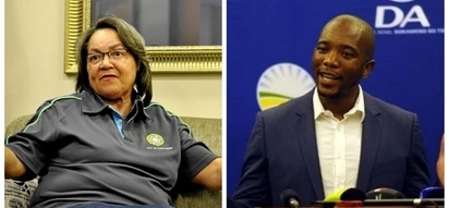 De Lille: Maimane offered to make me an MP if I resigned as Capet Town mayor