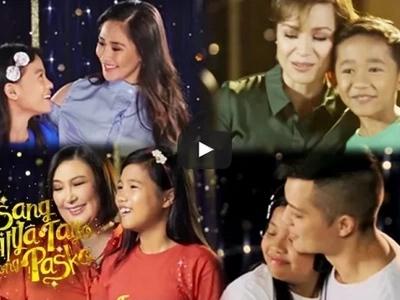 Pasko na talaga! Coaches ng The Voice, pinangunahan ang 2016 Kapamilya Christmas station ID