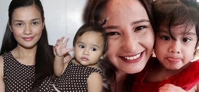 Hot mommas Katrina Halili and Yasmien Kurdi have two words to describe motherhood