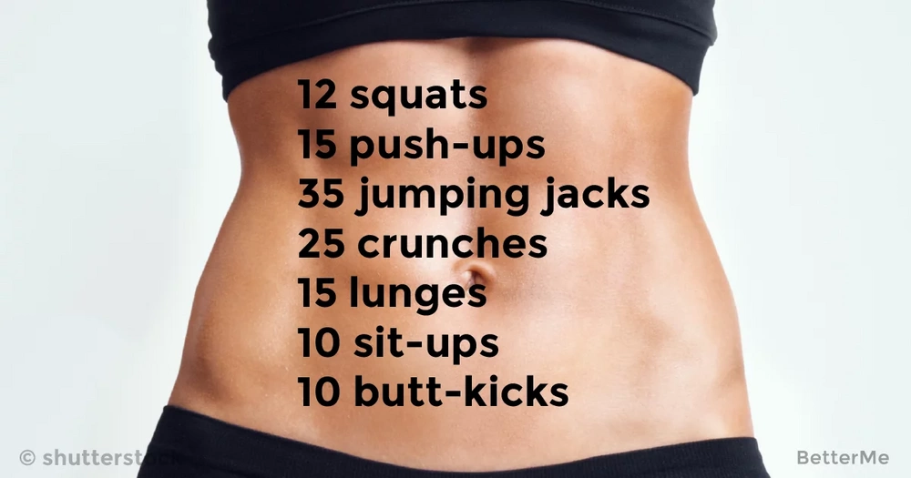 8 tummy-toning exercises that can help you get a flat stomach