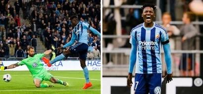Micheal Olunga scores BEAUTIFUL goal that stuns rivals (video)