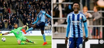 Micheal Olunga scores BEAUTIFUL goal that stuns rivals (video)