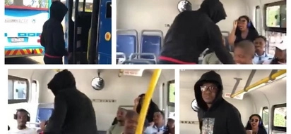 Malcolm X: South African hero hands out money to strangers