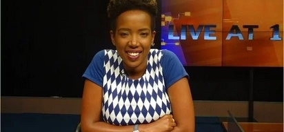 Kirigo Ng'arua's message after she was fired from Citizen TV