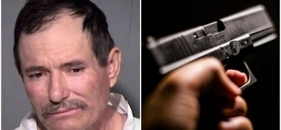 "He ""snapped!"" Man, 56, shoots his brother dead after arguing with him about DINNER (photo)"