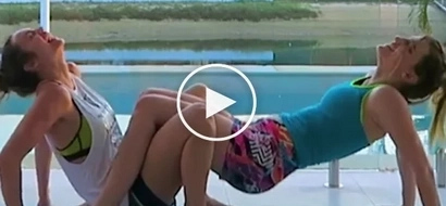 Netizens were surprised with this hilarious video that immediately went viral