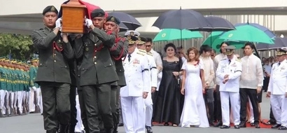 Hoy, pera ng bayan 'yan! General denies taxpayer's money used to transport Marcos body to LNMB