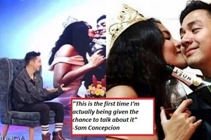 Sam Concepcion ashamed of his girlfriend Kiana? Alam ang kanyang sagot!