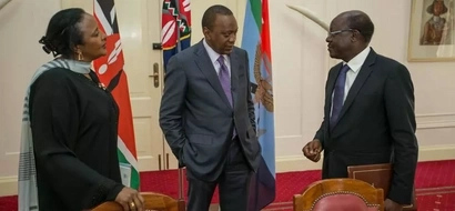 Mgombea urais alivyomrarua Waziri Amina kabla ya kushindwa kwenye uchaguzi wa AU