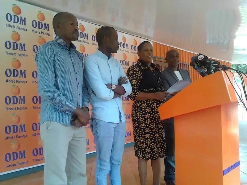 High Court issues arrest warrant against top ODM boss
