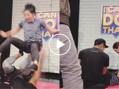 Aray ko po! Sue Ramirez hurts herself while rehearsing for 'I Can Do That' challenge