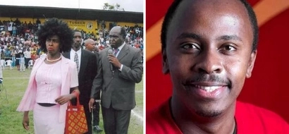 Kenya's veteran comedian reveals scary details about his late mum, it will move you to tears