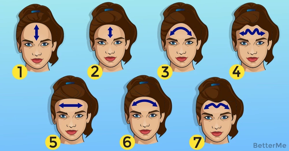 The shape of your forehead can tell something about your personality