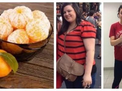 Ella no maltrató su cuerpo con costosas cirugías. Perdió 10 kilos en 5 días solo haciendo esto...