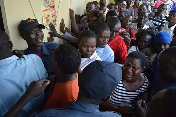 Madaraka day disrupted over Unga chants