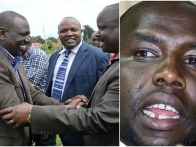 I have a job for you after you lose the August polls-Ruto BADLY embarrasses Jubilee Senator