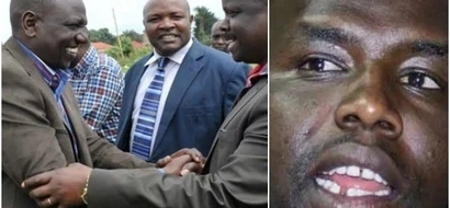 Ruto BADLY embarrasses Jubilee Senator by offering him a job after August polls