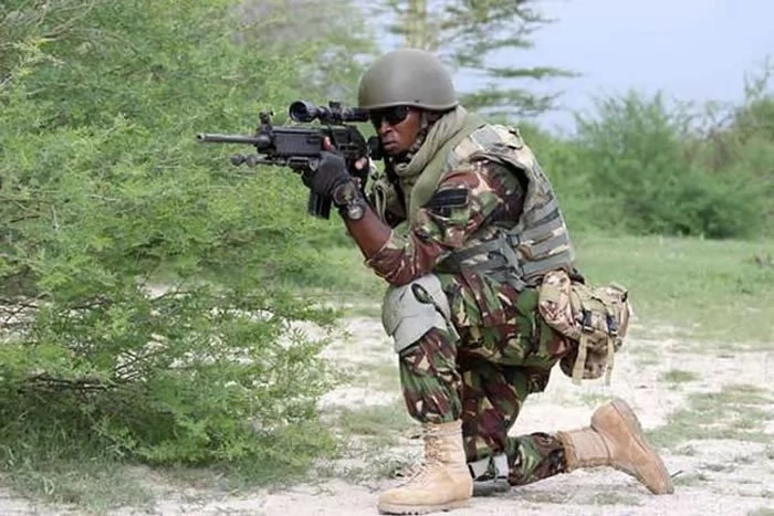 KDF soldier shocked to find his wife with the boss after being sent to fight al-Shabaab
