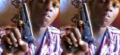 DEADLY Kayole gang member sends chilling message to police officer