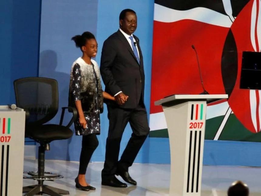 Intelligence report that saw Uhuru skip presidential debate against Raila Odinga