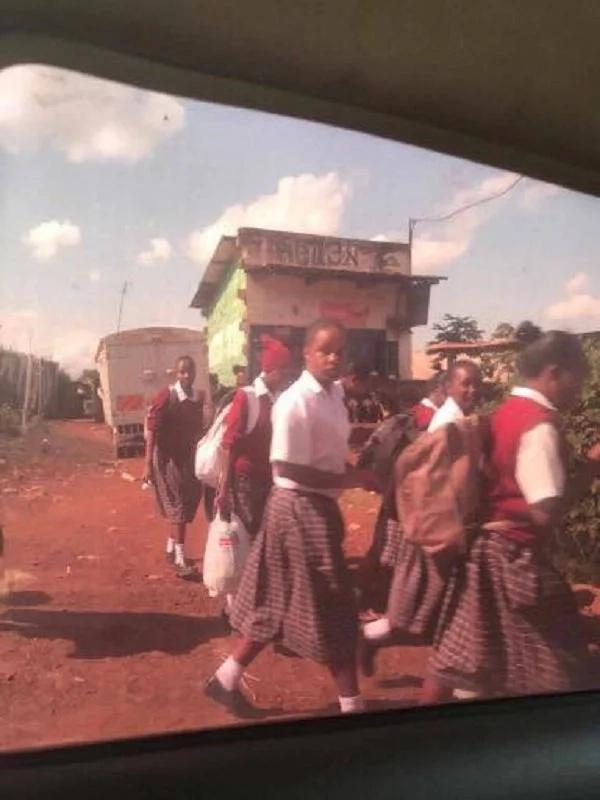 Girl school on Kirinyaga chases students away for coming late