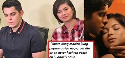 Angel Locsin reuniting with Richard Gutierrez. Ano kaya ang feeling niya na makasama ang dating on screen partner?