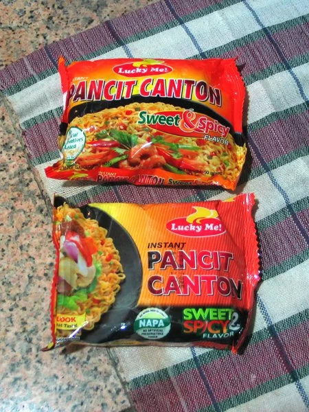 Monde Nissin experiencing backlash over pancit canton change