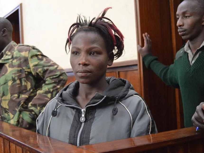 Joyce Wangare, 25, kills 3 in a nasty domestic spat