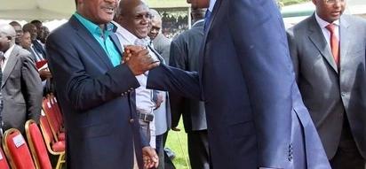 Chama cha Wetangula chashutumu VIKALI Jubilee, hii hapa sababu